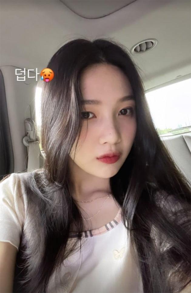 사진=레드벨벳 조이 인스타그램