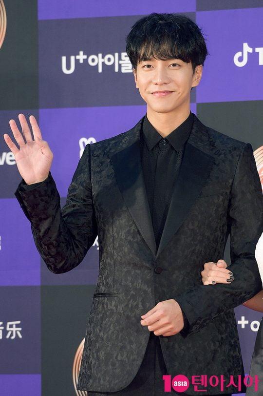 가수 겸 배우 이승기/ 사진=텐아시아DB