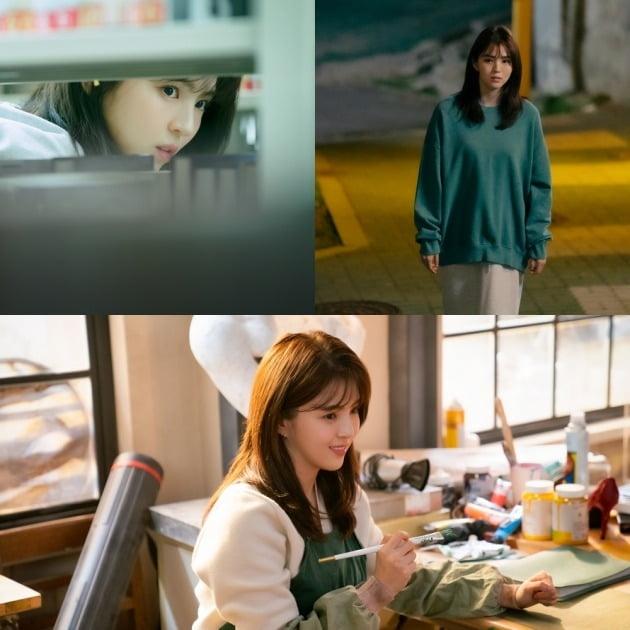 배우 한소희/사진제공=비욘드제이, 스튜디오N, JTBC스튜디오
