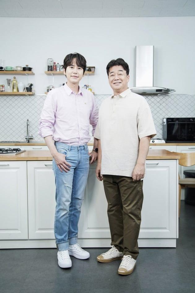 '백종원의 국민음식' 규현, 백종원./사진제공=JTBC