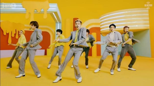 방탄소년단(BTS), 6월 3주차 아차랭킹 1위 '끝없는 고공행진'