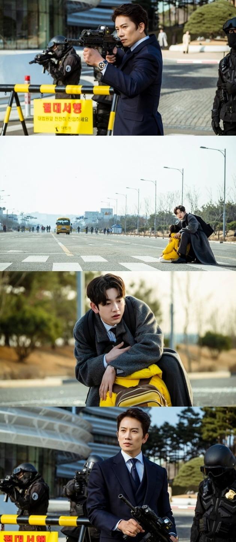 '악마판사' 첫방송 스틸컷/ 사진=tvN 제공