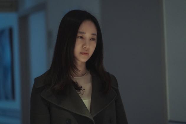 박주미, 어린 불륜녀 목격했나…세상 무너진 얼굴 ('결사곡2')