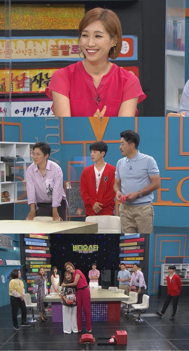 '비디오스타' 이선진 /사진=MBC에브리원
