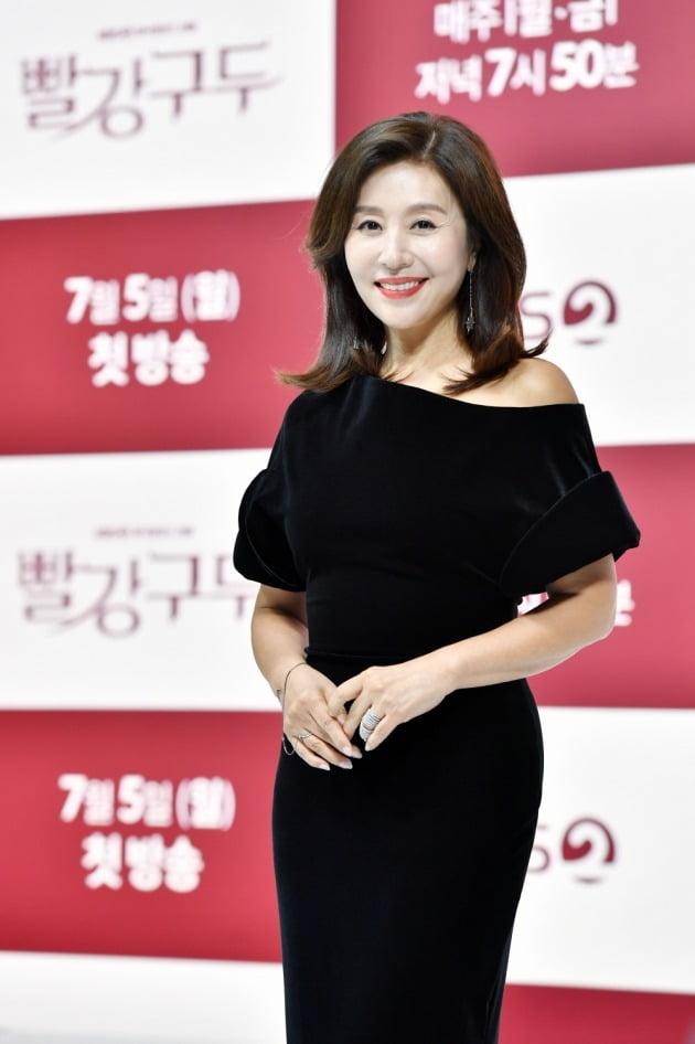 '빨강구두' 최명길/ 사진=KBS2 제공