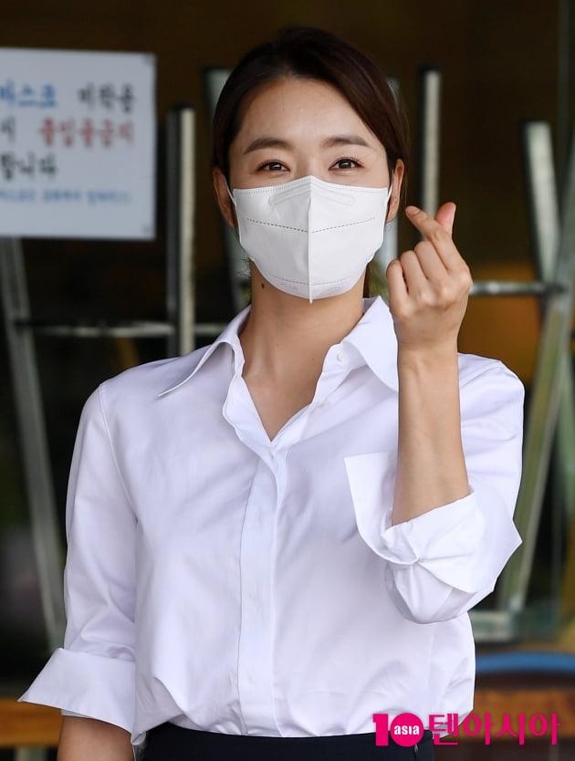 [TEN 포토] 소이현 '빨간구두 사랑해주세요'