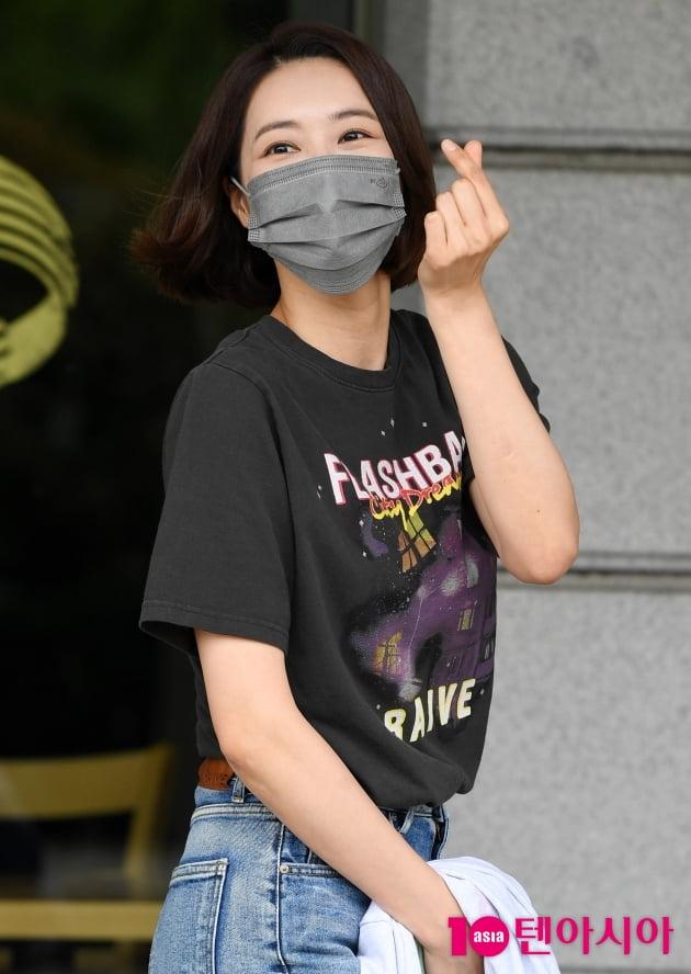 [TEN 포토] 왕지혜 '예쁨주의보'