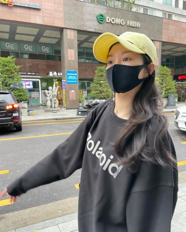"""류이서, ♥전진 따라 춤꾼으로? """"연습 영상 올리고 싶지만…곧 TV에서"""" [TEN★]"""
