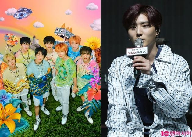 그룹 NCT DREAM-데이식스 영케이/사진 = SM엔터테인먼트-텐아시아 사진DB