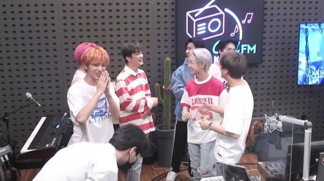 그룹 NCT DREAM-데이식스 영케이/사진 = KBS 쿨FM '보이는 라디오' 캡처