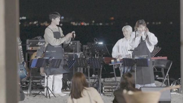 '바라던 바다' 온유, 수현./사진제공=JTBC