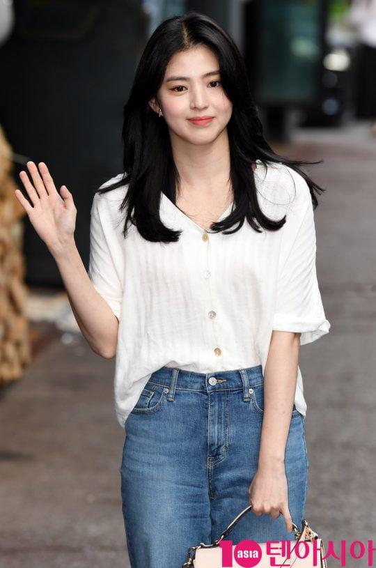 배우 한소희./ 사진=텐아시아DB