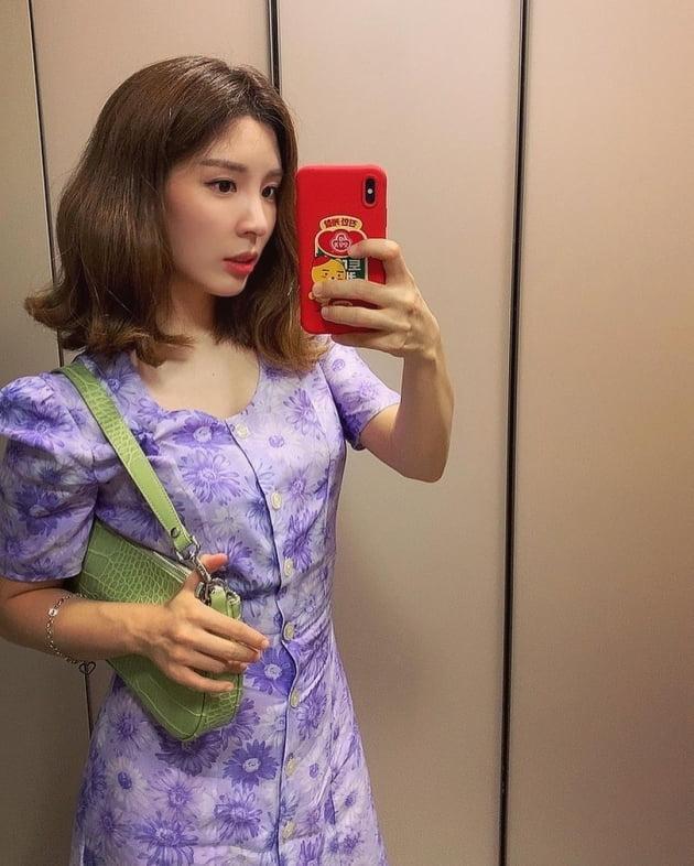 """'오뚜기3세' 함연지, 5만원으로 산 1+1 비건백 """"명품 같아"""" [TEN★]"""