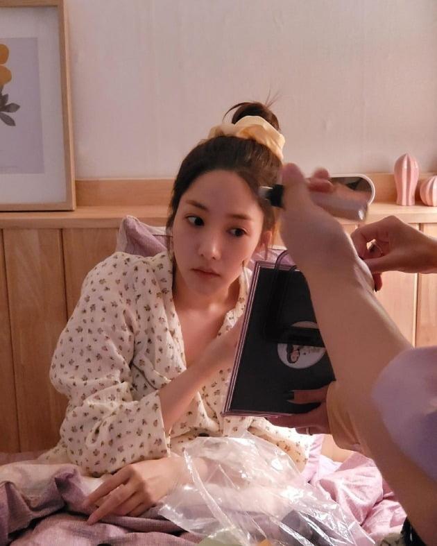 사진=박민영 인스타그램