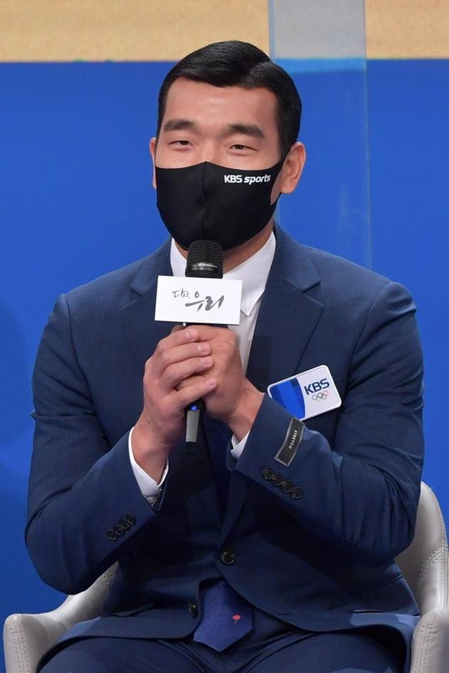 해설위원 조원희/ 사진=KBS 제공