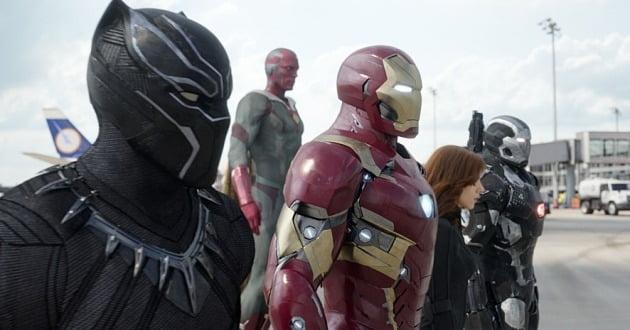 영화 '캡틴 아메리카: 시빌 워' 스틸 / 사진제공=월트디즈니컴퍼니 코리아