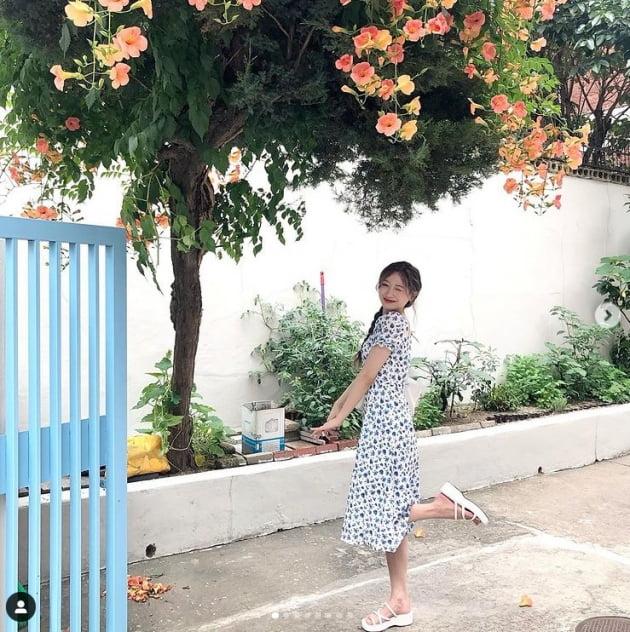'러블리즈' 류수정, 동화에서 현실로...유지애와 상큼함도 두 배[TEN★]