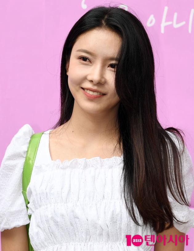 [TEN 포토] 구구단 출신 나영 '아름다운 미소'