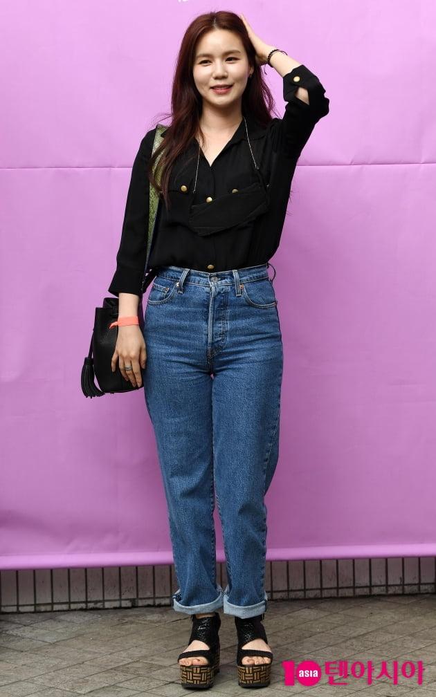 [TEN 포토] 박시은 '평범한 옷도 특별하게 보이게 만드는 매력'