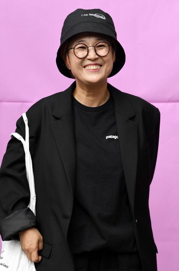 [TEN 포토] 송은이 ''인싸' 사장님의 꽃미소'