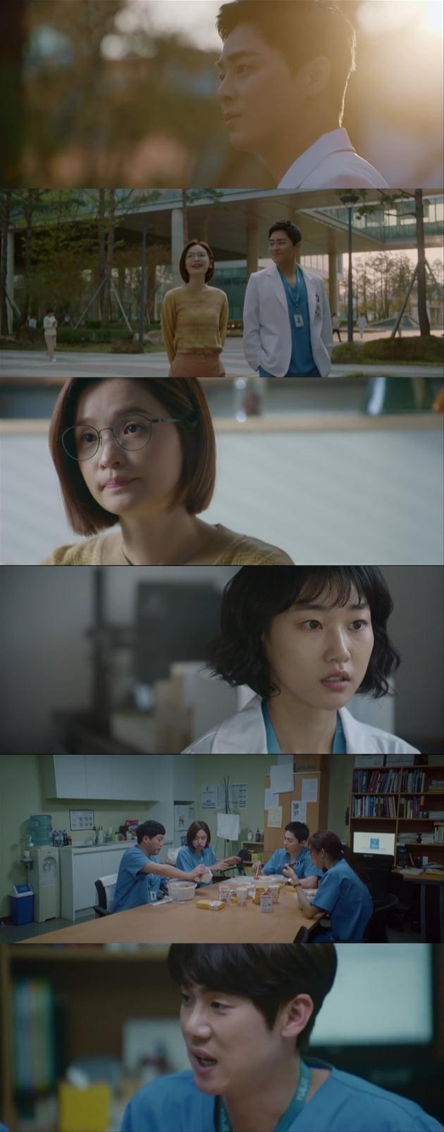 사진=tvN '슬기로운 의사생활2' 방송 캡처