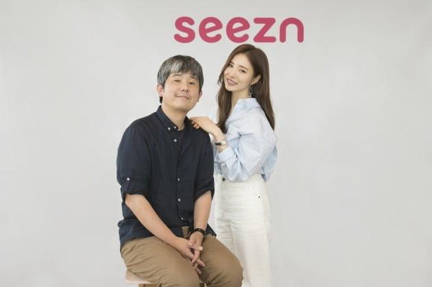 김종관 감독(왼쪽), 배우 신세경 / 사진제공=KT Seezn