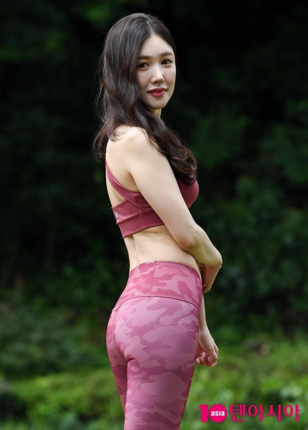 [TEN 포토+] '머슬퀸' 안인선 '건강한 아름다움'