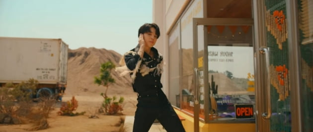 방탄소년단 지민 신곡 'Permission To Dance' 보컬·음색·춤·비주얼 4色 황홀경