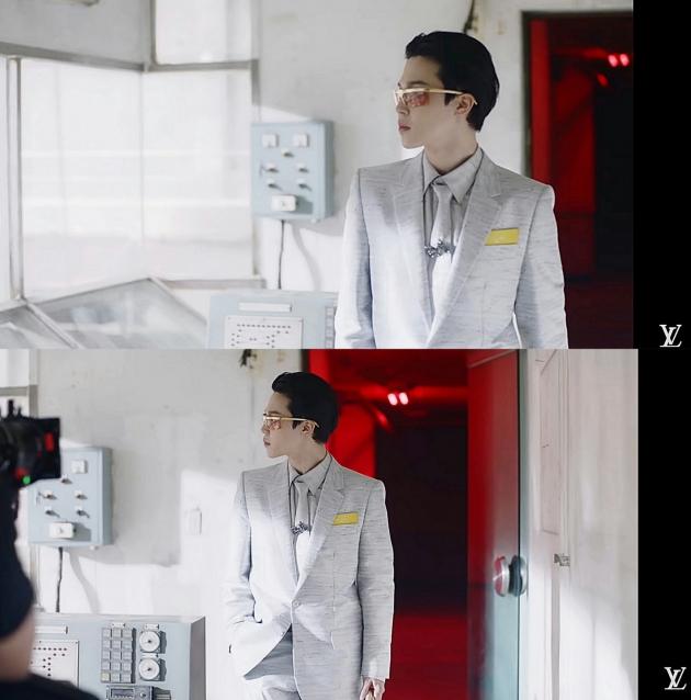 '셀럽들의 셀럽' 방탄소년단 지민, 루이비통 디자이너외 세계의 셀럽들'♥'