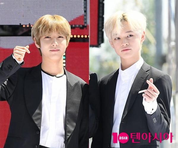 그룹 NCT DREAM (엔시티 드림)의 런쥔(왼쪽), 천러 / 사진=텐아시아DB