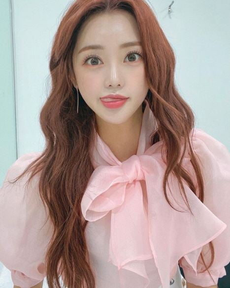 /사진=홍지윤 인스타그램