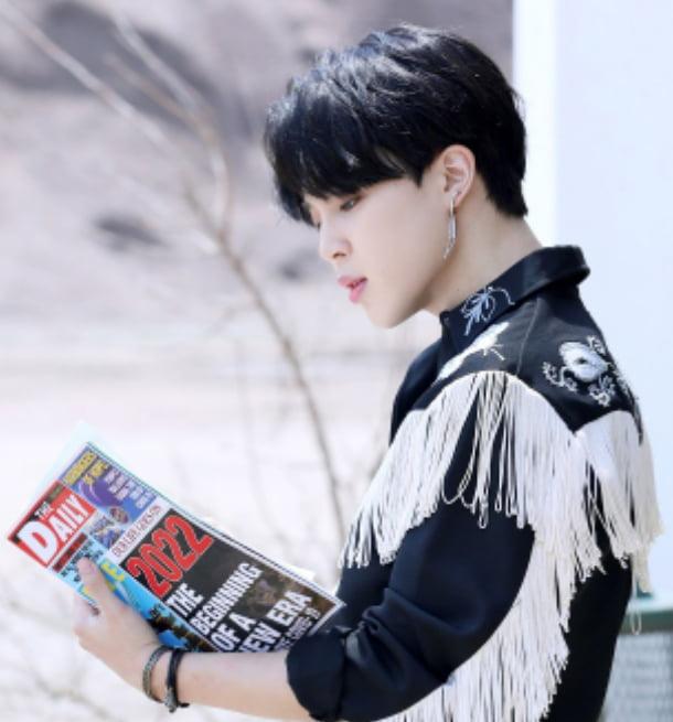 """""""세상을 사랑에 빠트렸다""""…방탄소년단 지민 '퍼미션 투 댄스' 춤, 외신 집중 조명"""