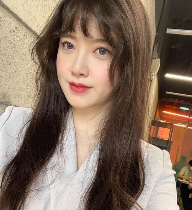 구혜선, 인형 미모 이유…무서운 속도로 자라는 머리카락? [TEN★]