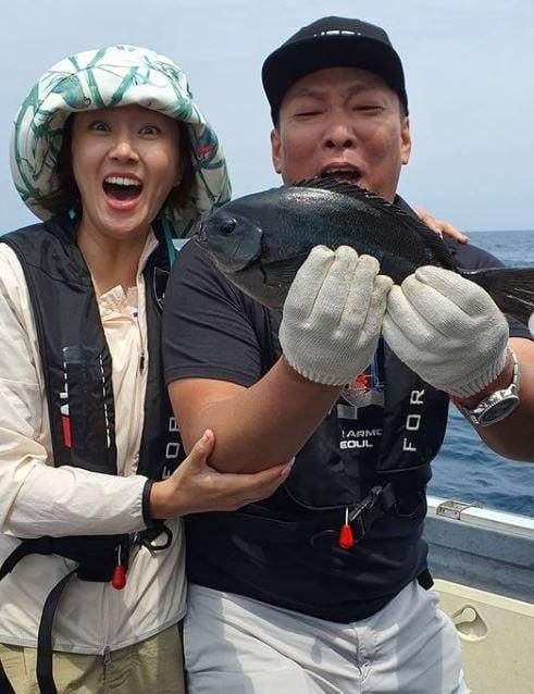 /사진=김지혜 인스타그램