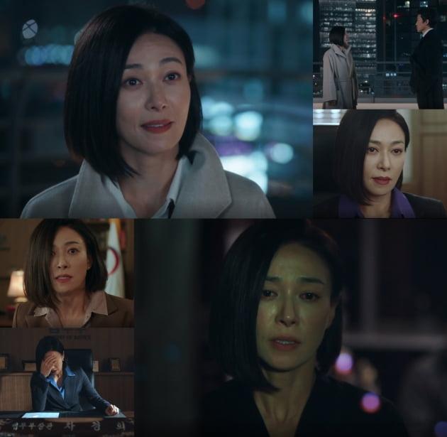 /사진=tvN 토일드라마 '악마판사' 방송화면