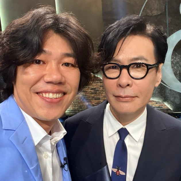 가수 이상순(왼쪽), 윤상/ 사진=인스타그램