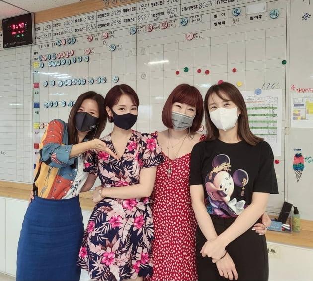 """오정연, 오랜만에 찾은 친정 """"내 청춘의 시간"""" [TEN★]"""