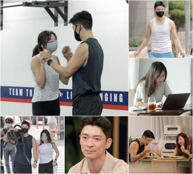 '와카남' 팀, 김보라 부부/ 사진=TV조선 제공