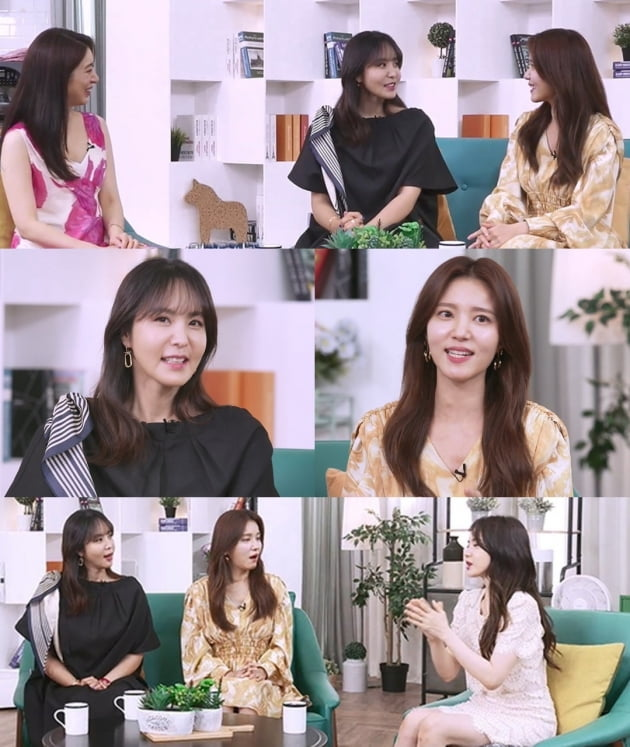 """민혜연 """"♥주진모 때문에 4kg 쪄…입금 전 몸관리 안 해"""" ('아수라장')"""