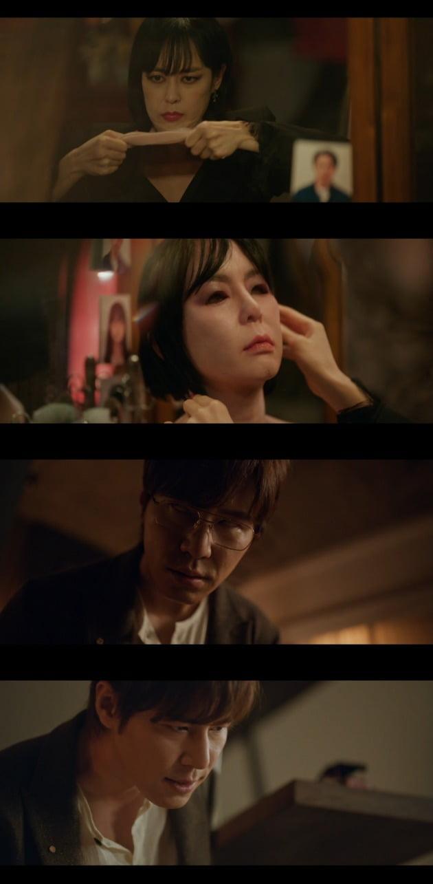 사진=tvN '보이스4' 방송 화면.