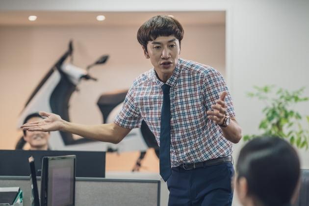 영화 '싱크홀' 이광수 / 사진제공=쇼박스