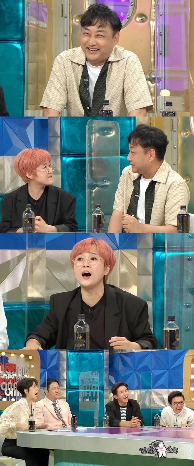 '라디오스타' 김수용/ 사진=MBC 제공