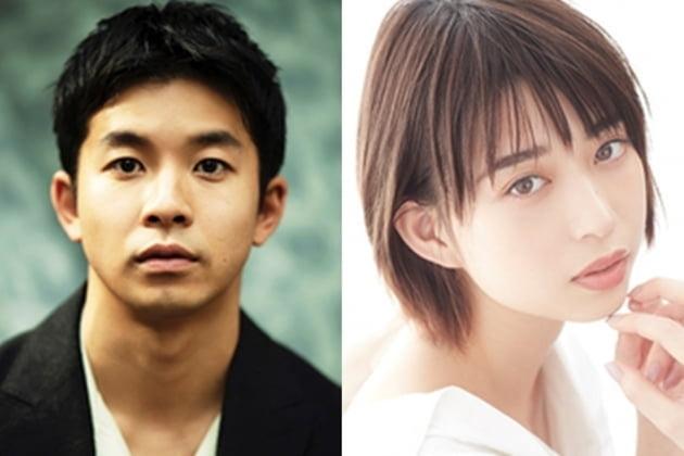 일본 배우 나가노 타이가-모리카와 아오이 /사진=스타더스트 홈페이지