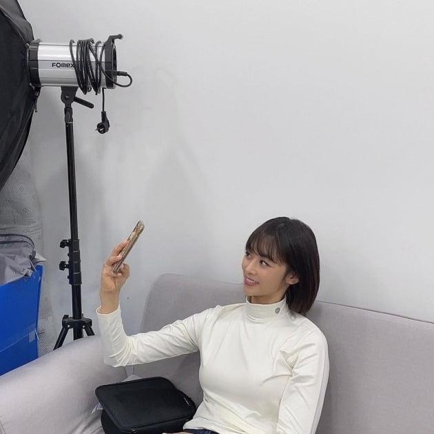 사진=장신영 인스타그램