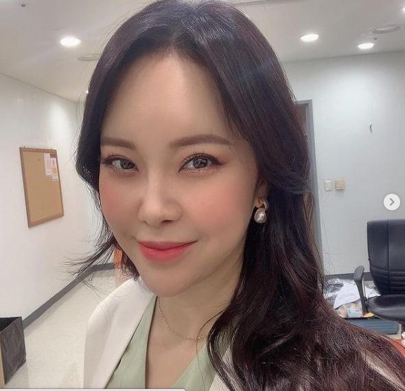 가수 백지영./사진=백지영 인스타그램