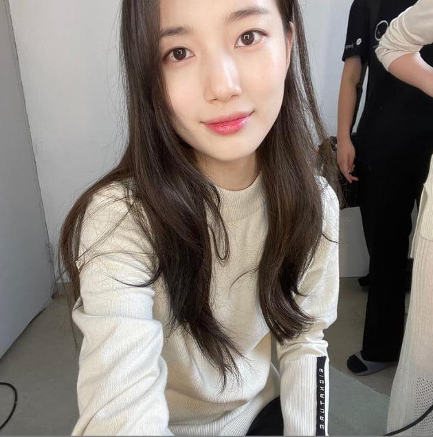 가수 겸 배우 수지/사진 = 수지 인스타그램