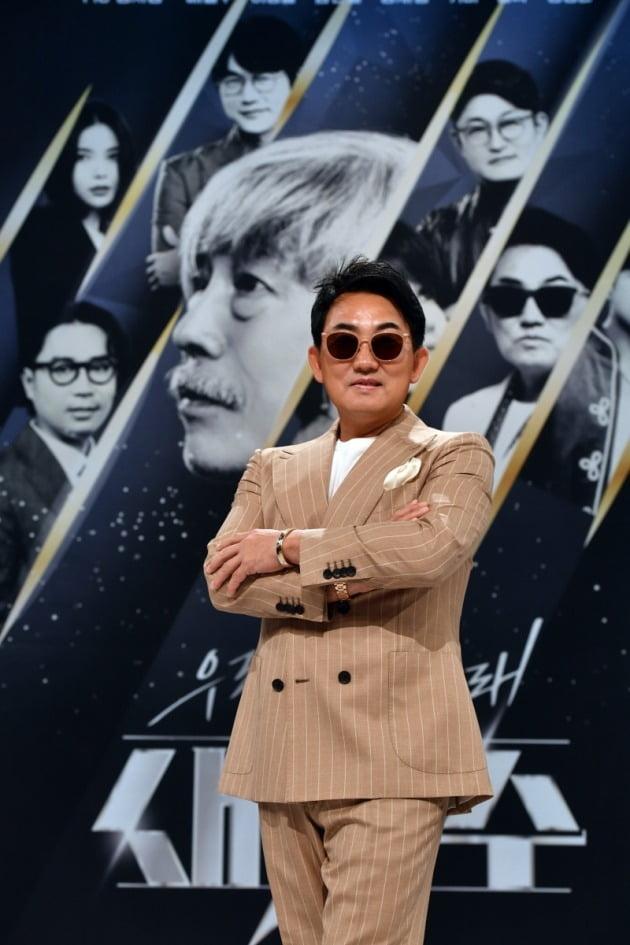 '새가수' 이승철/ 사진=KBS2 제공