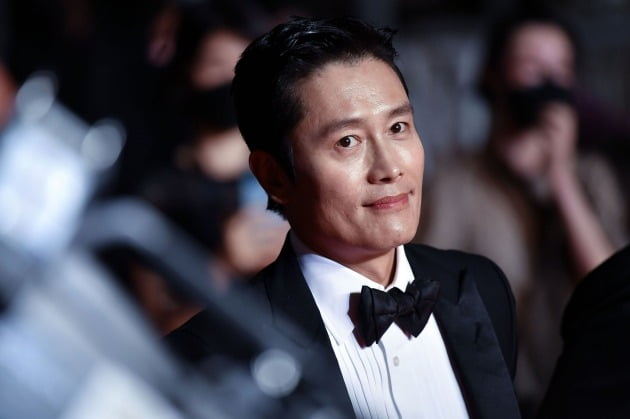 제74회 칸영화제에 참석한 배우 이병헌. / 사진제공=쇼박스