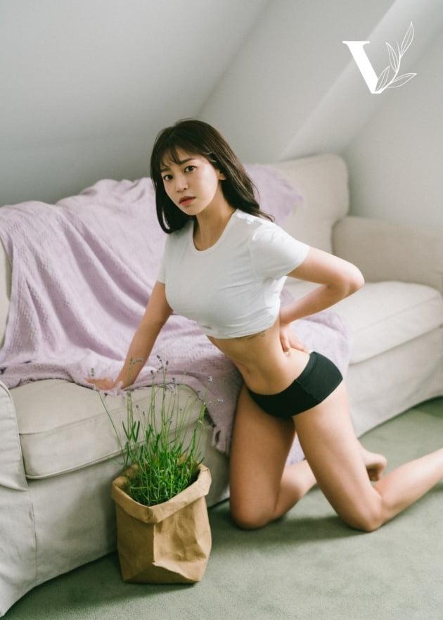 완벽한 몸매에 '러블리'까지 갖춘 개그우먼 장슬기./사진=장슬기 소속사