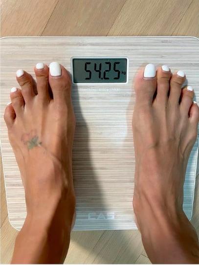 """김빈우, 겨우 5kg 뺐는데 반쪽 된 몸…""""저녁밥 NO, 매일 운동"""" [TEN ★]"""